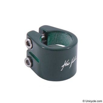 objímka KH 2šrouby 31.8mm zelená -